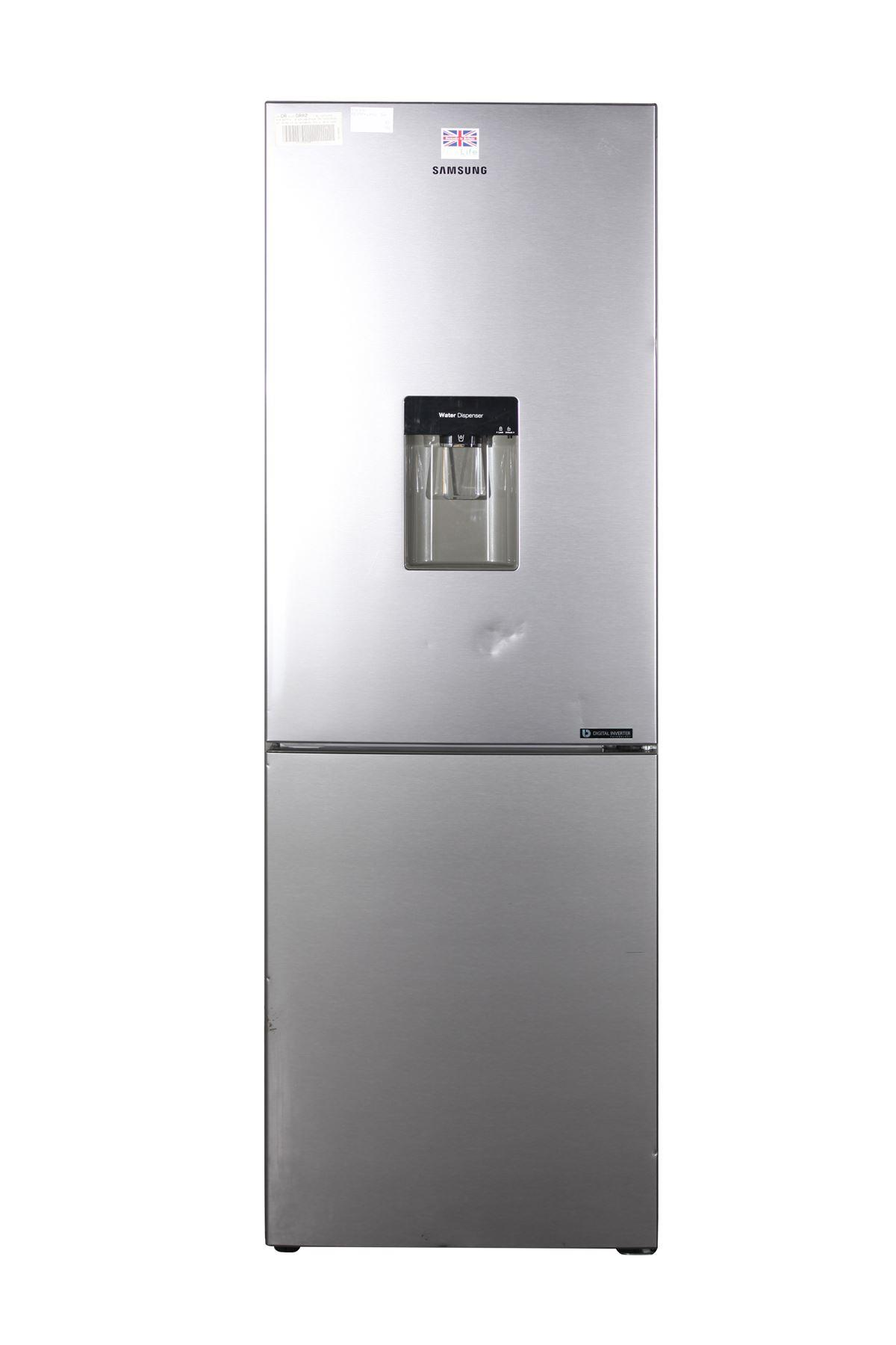 samsung fridge freezer rb29fwjndsa silver online store. Black Bedroom Furniture Sets. Home Design Ideas