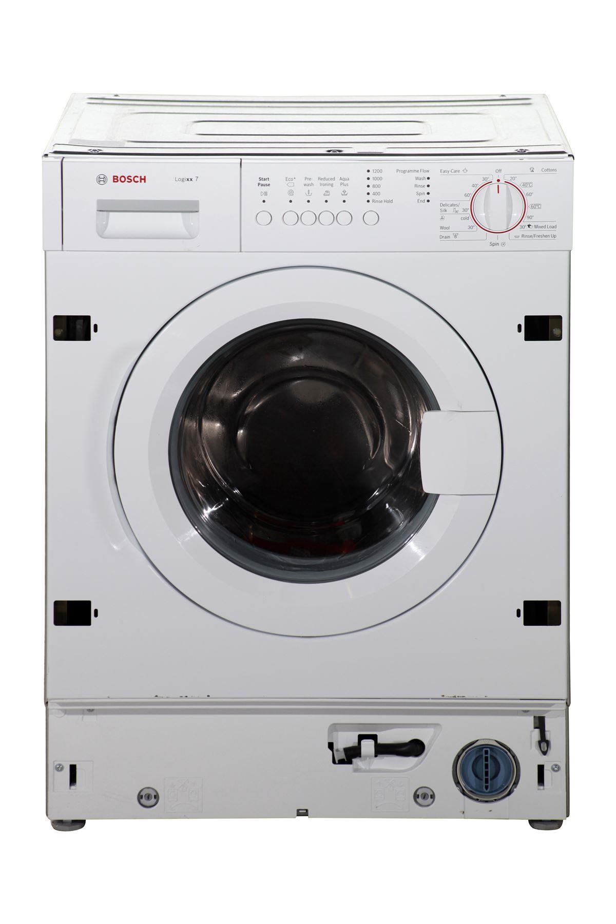 Bosch logixx 7kg integrated washing machine wis24141gb for Bosch online shop