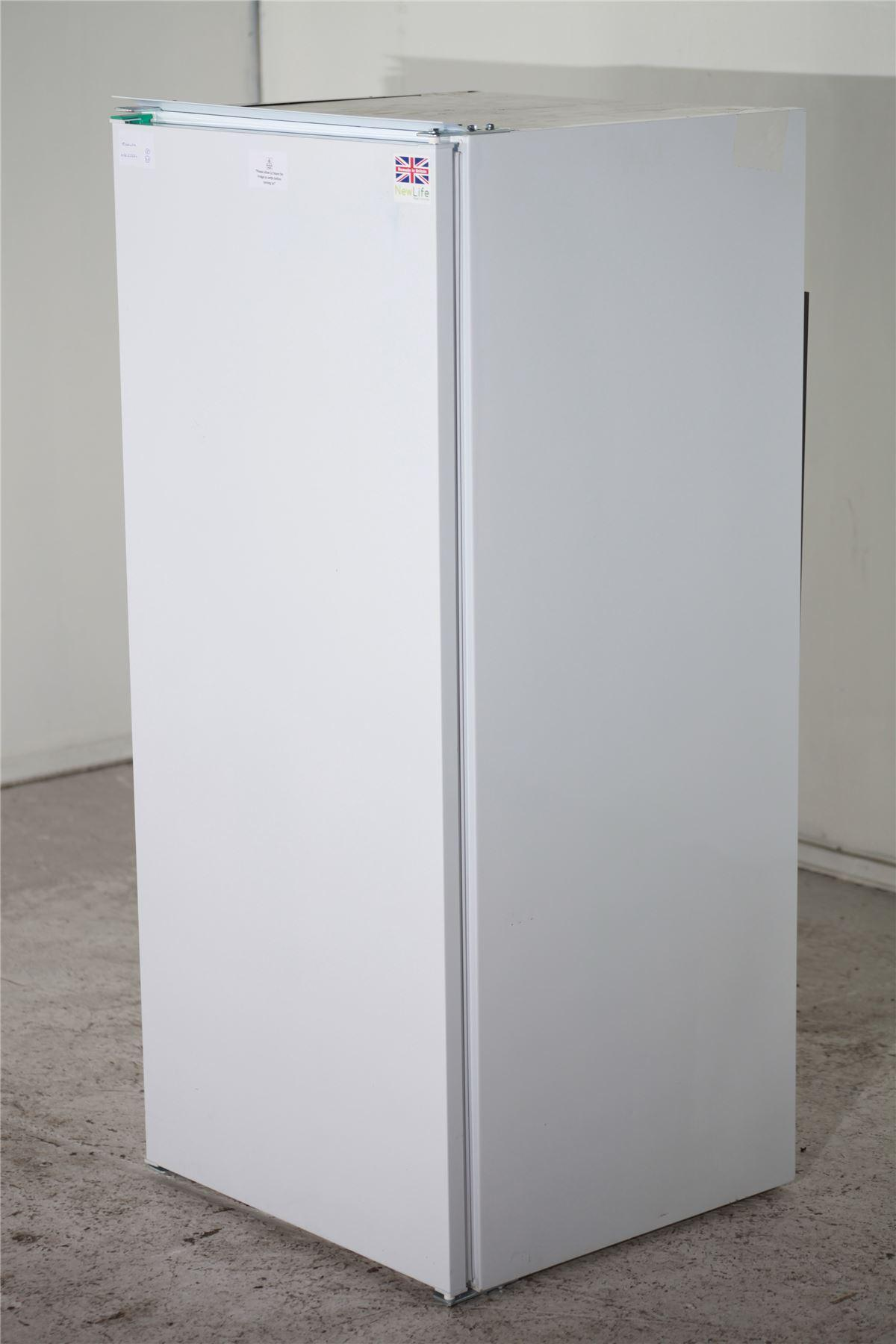 Hotpoint Integrated Fridge With Small Freezer Compartment