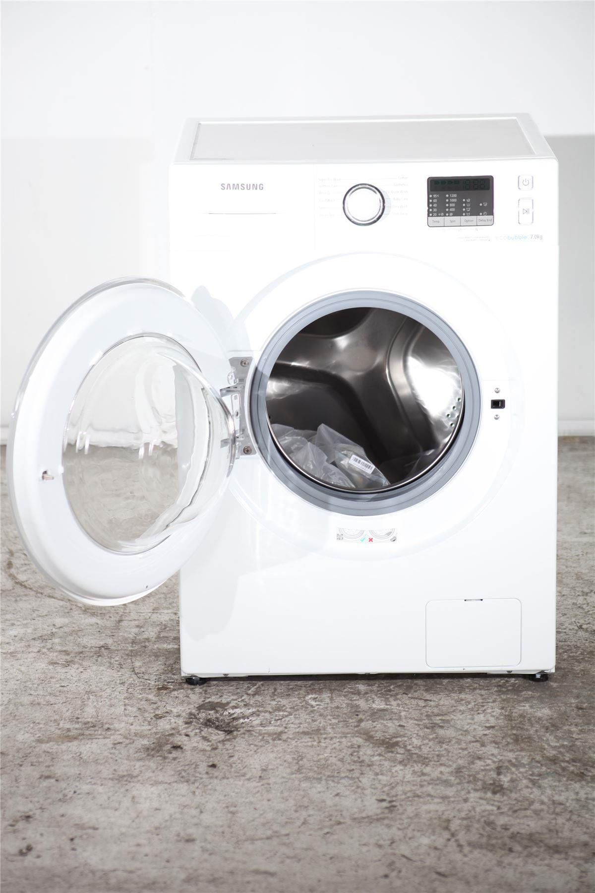 Samsung 7kg Washing Machine Eco Bubble Wf70f5e2w2w