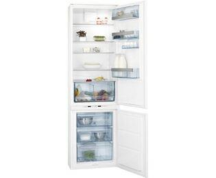 aeg santo sct71900s0 integrated 70 30 frost free fridge freezer white online store. Black Bedroom Furniture Sets. Home Design Ideas