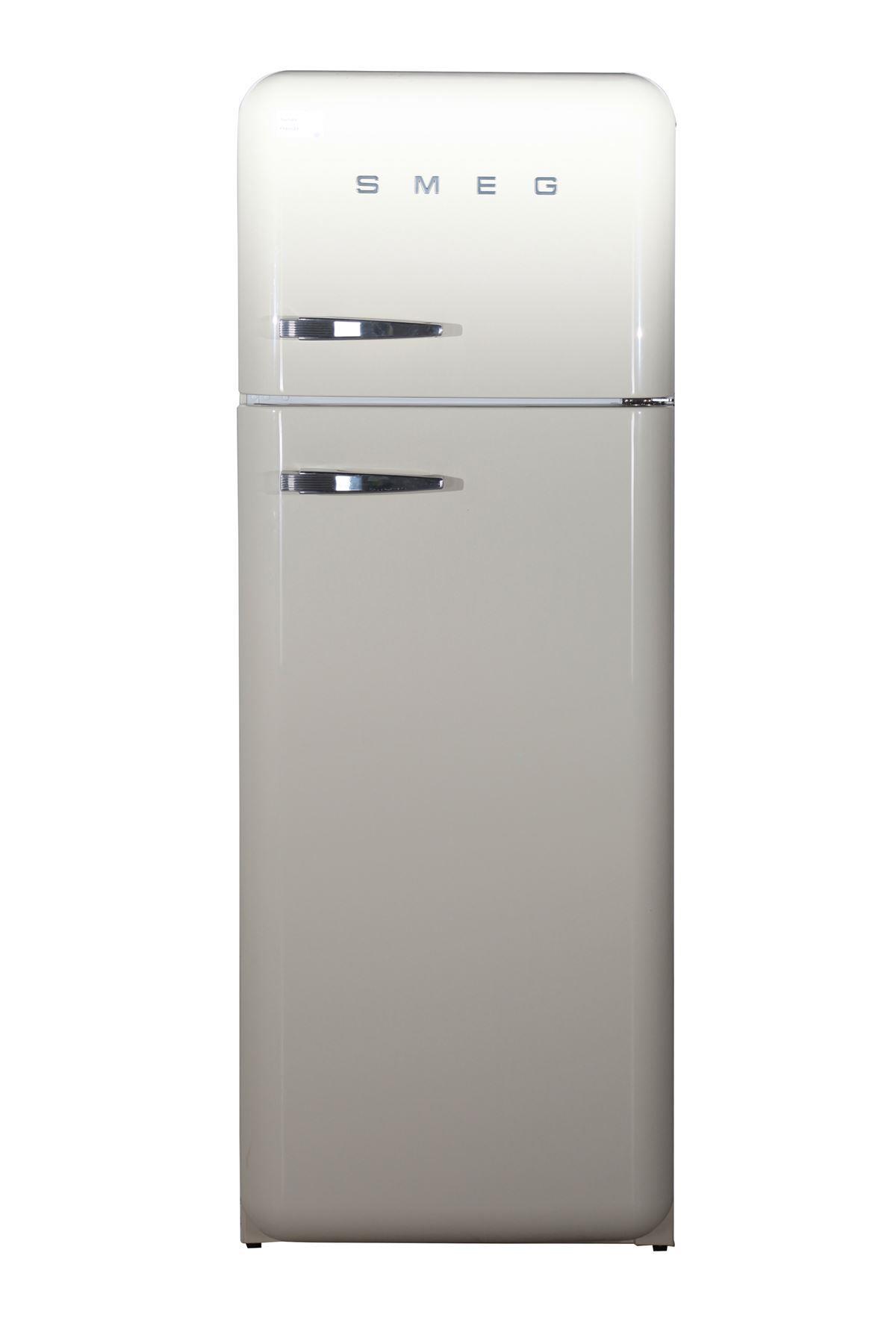 smeg fridge freezer fab30qp cream online store. Black Bedroom Furniture Sets. Home Design Ideas