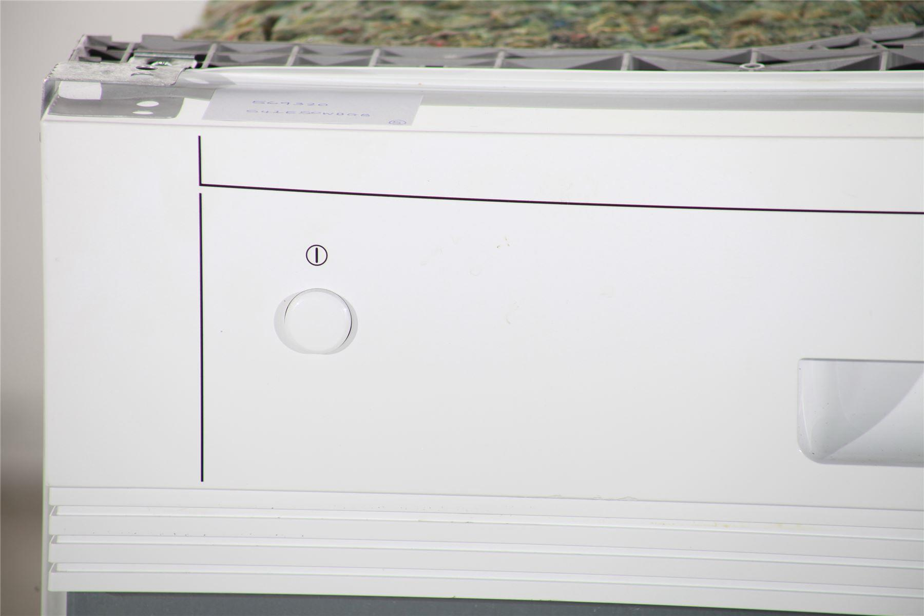 Neff Integrated Dishwasher - S41E50W0GB - White & Silver Online ...