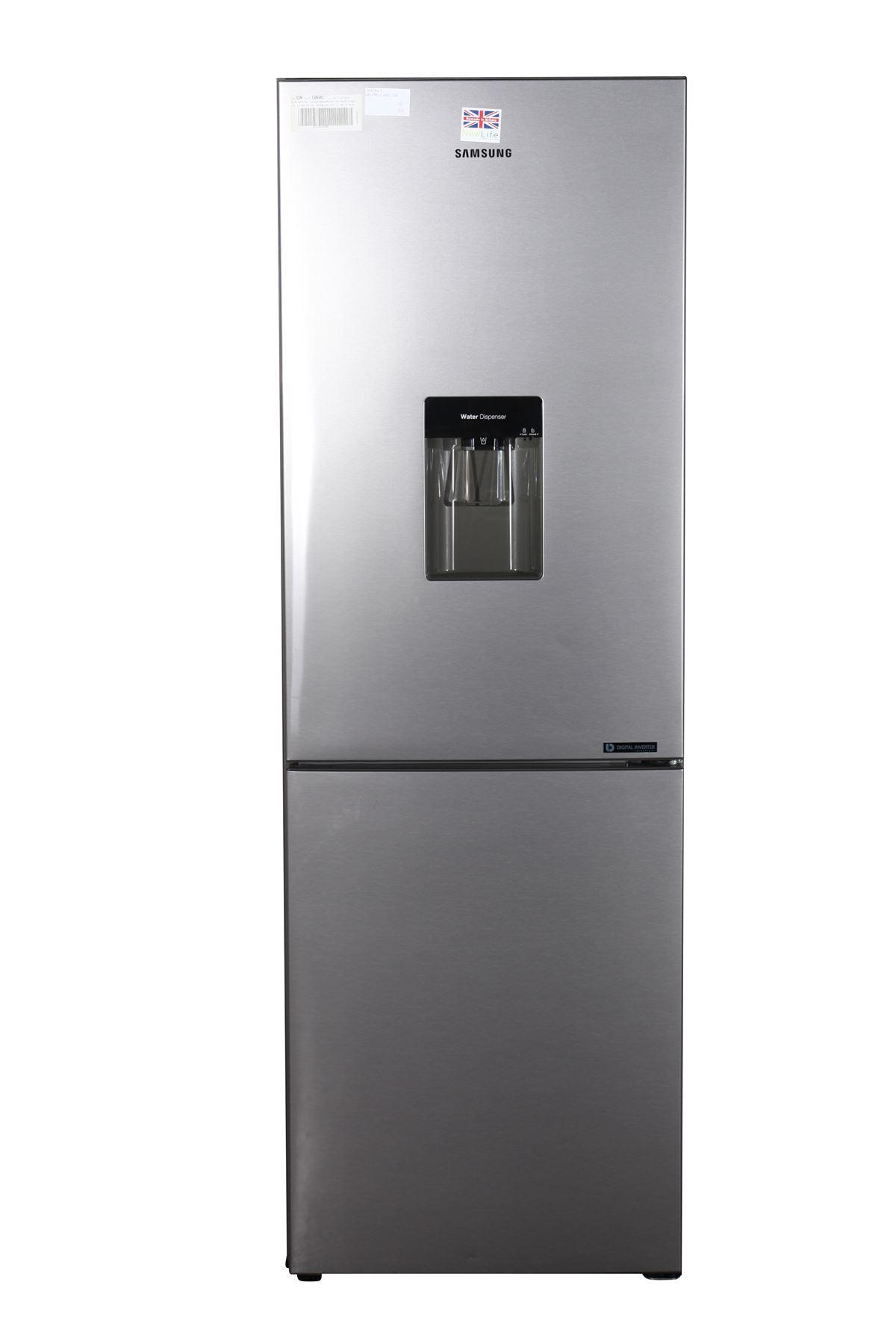 samsung fridge freezer water dispenser rb29fwjndsa silver online store. Black Bedroom Furniture Sets. Home Design Ideas
