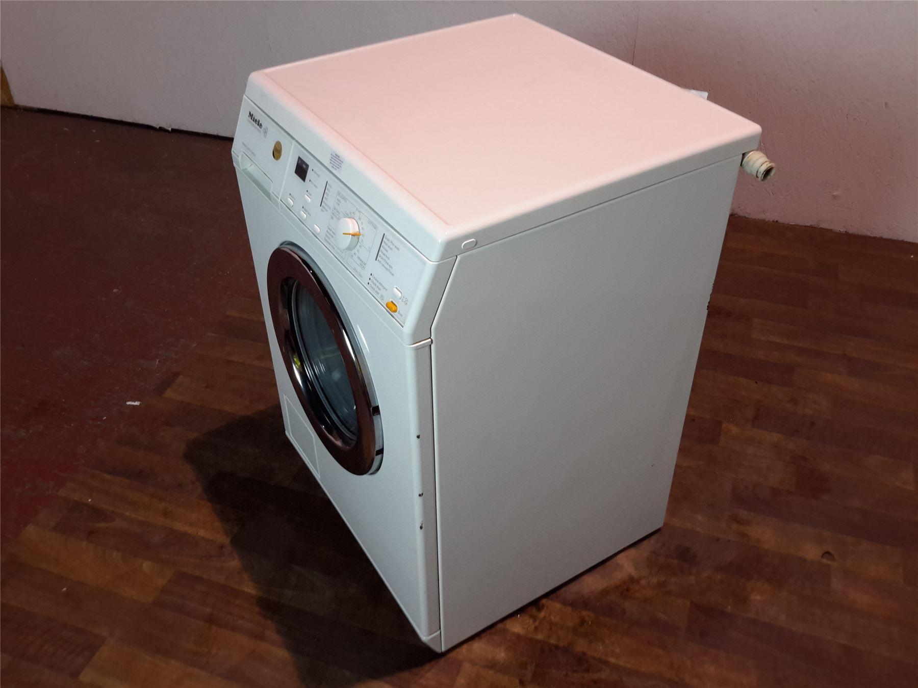 miele w2203 washing machine freestanding front load 5kg. Black Bedroom Furniture Sets. Home Design Ideas