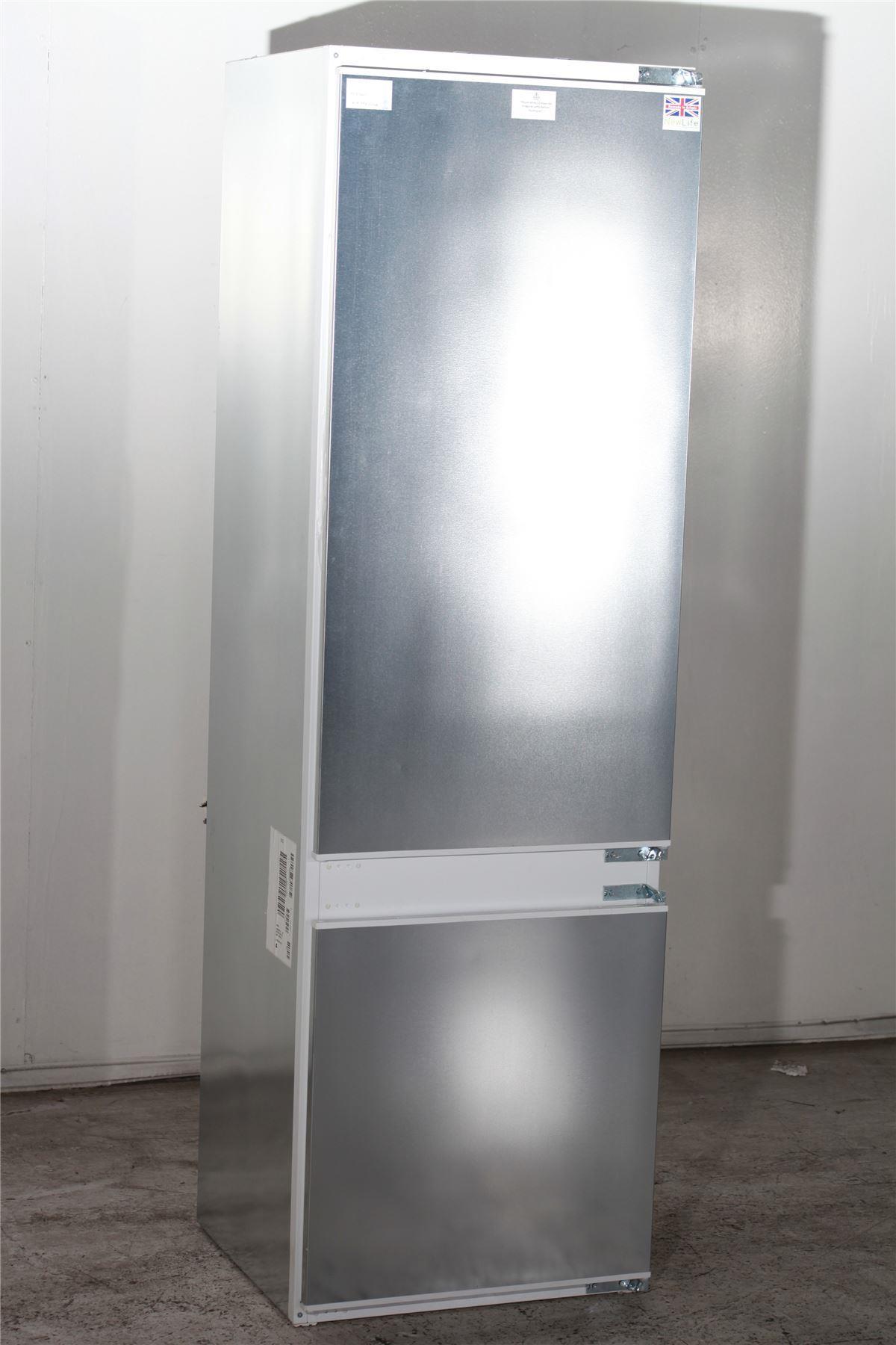 bosch integrated fridge freezer kiv38x22gb silver. Black Bedroom Furniture Sets. Home Design Ideas