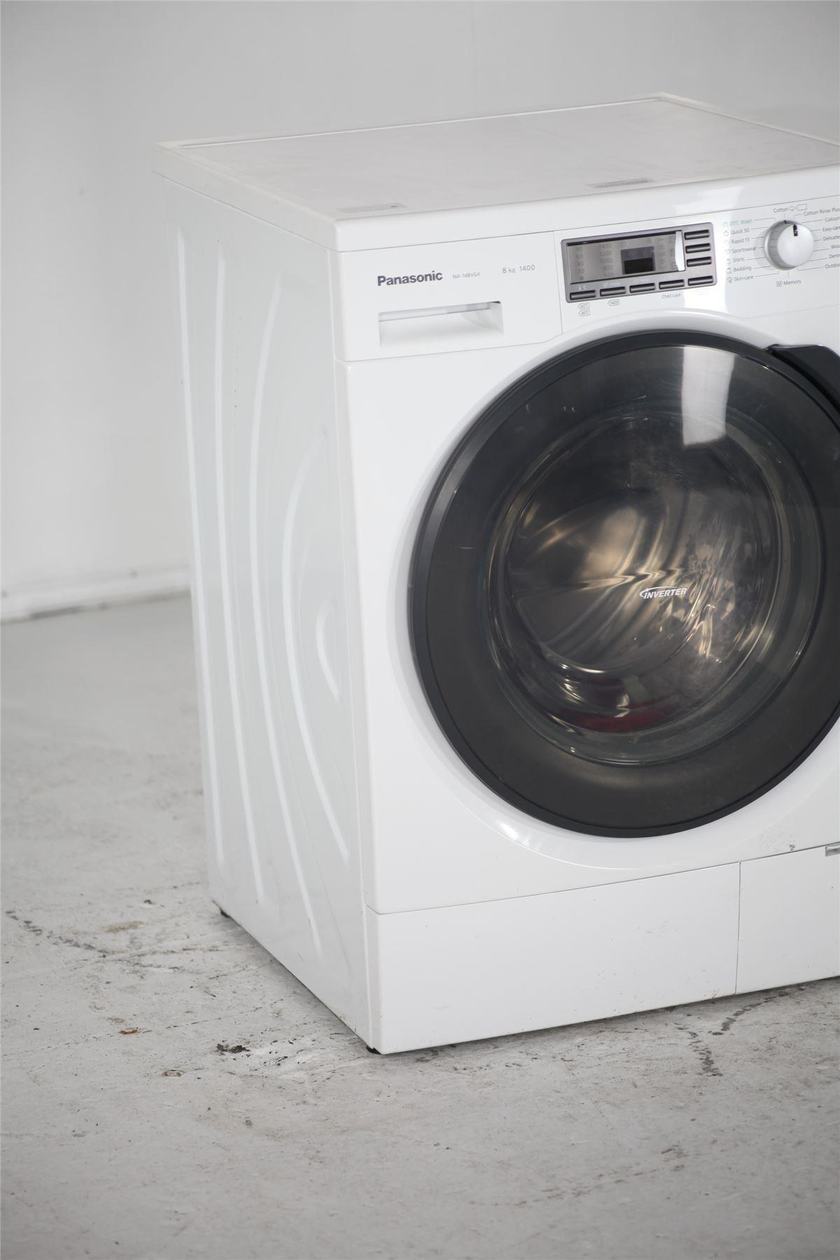 Panasonic 8kg Washing Machine - Na-148vg4