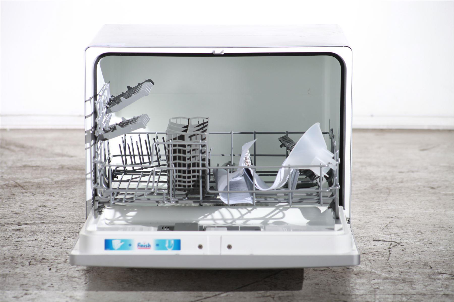 Table Top Dishwasher For Sale : Zanussi Table Top Dishwasher - ZSF2450S - Silver Online Store