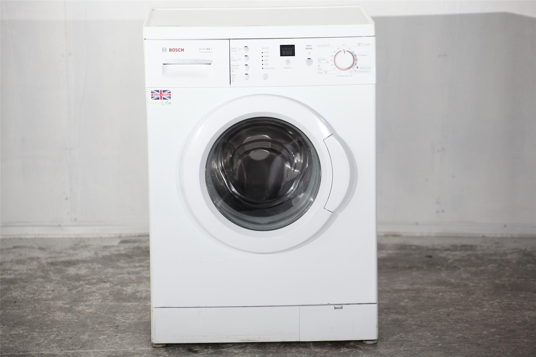 Bosch avantixx 7kg vario perfect washing machine for Bosch online shop