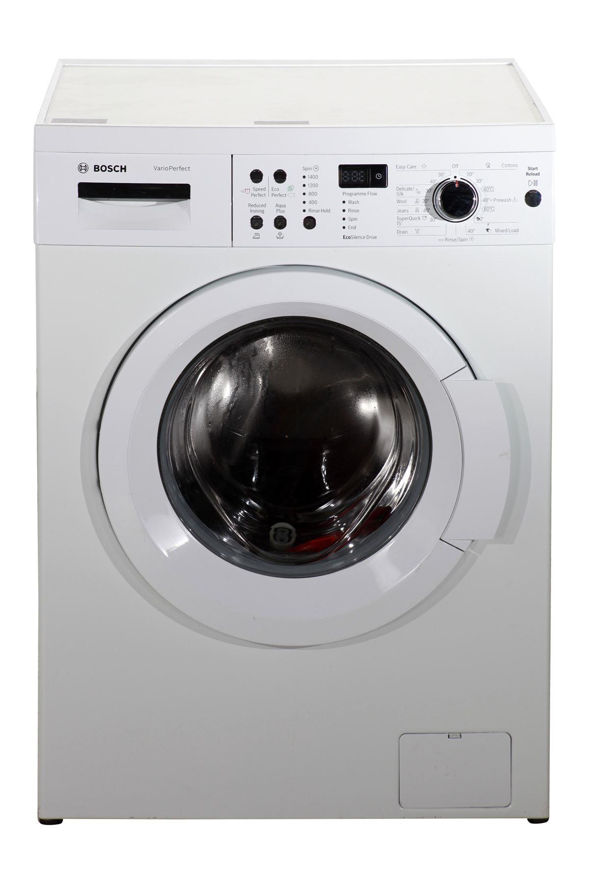 bosch 8kg vario perfect washing machine waq283s1gb. Black Bedroom Furniture Sets. Home Design Ideas