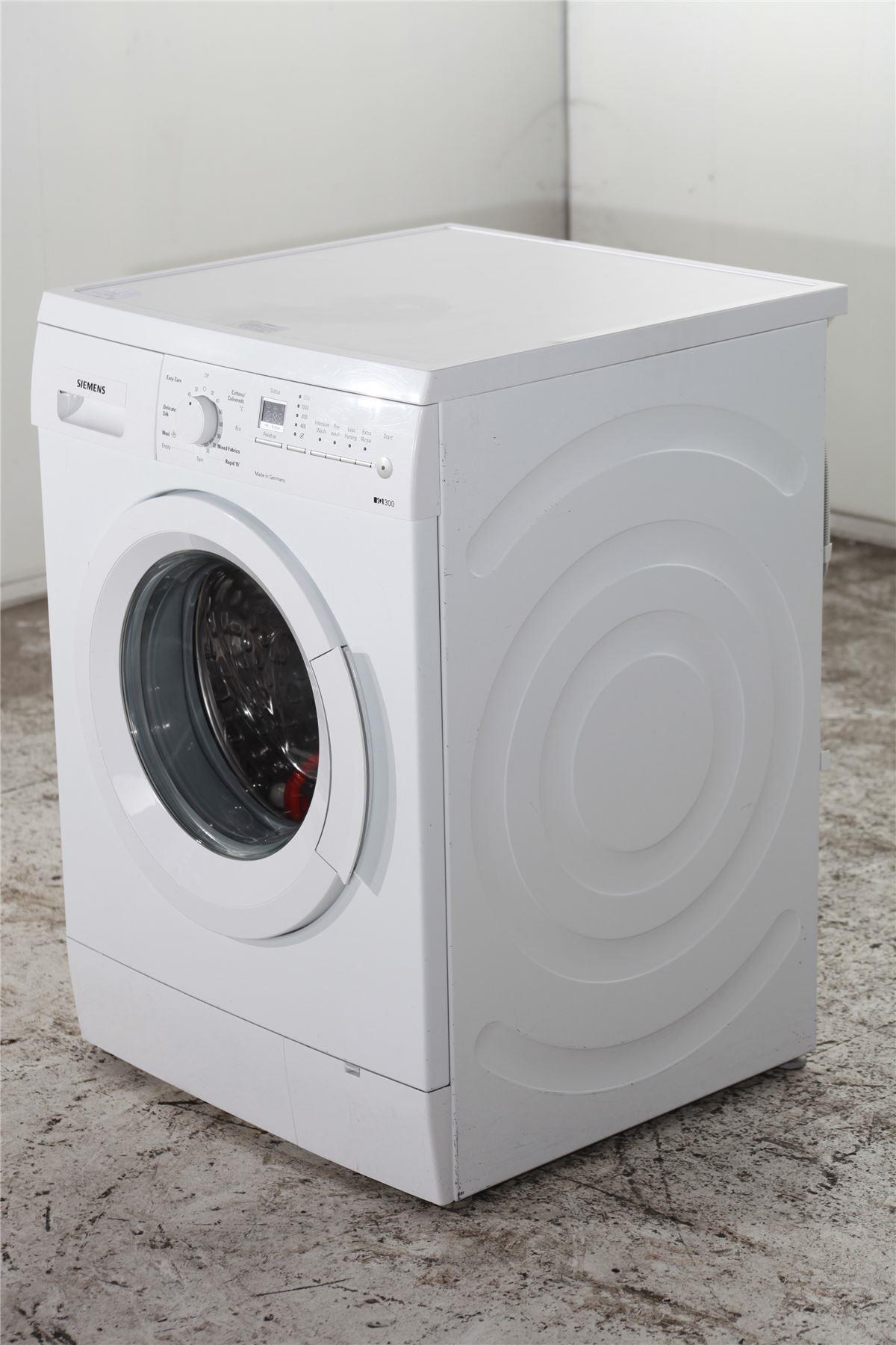 Siemens iQ300 8kg Washing Machine - WM12P360GB - White ...