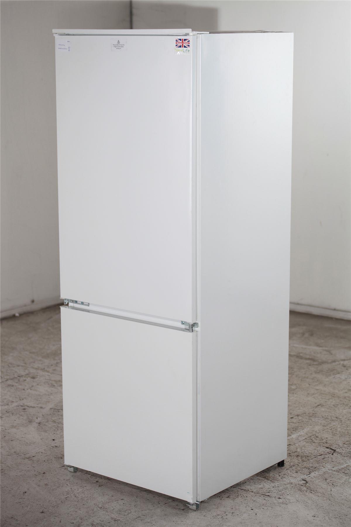 zanussi integrated fridge freezer zbb24430sa white. Black Bedroom Furniture Sets. Home Design Ideas