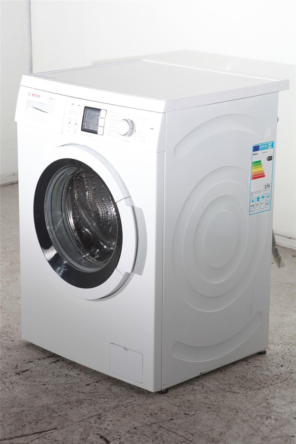 bosch exxcel 8kg vario perfect washing machine. Black Bedroom Furniture Sets. Home Design Ideas