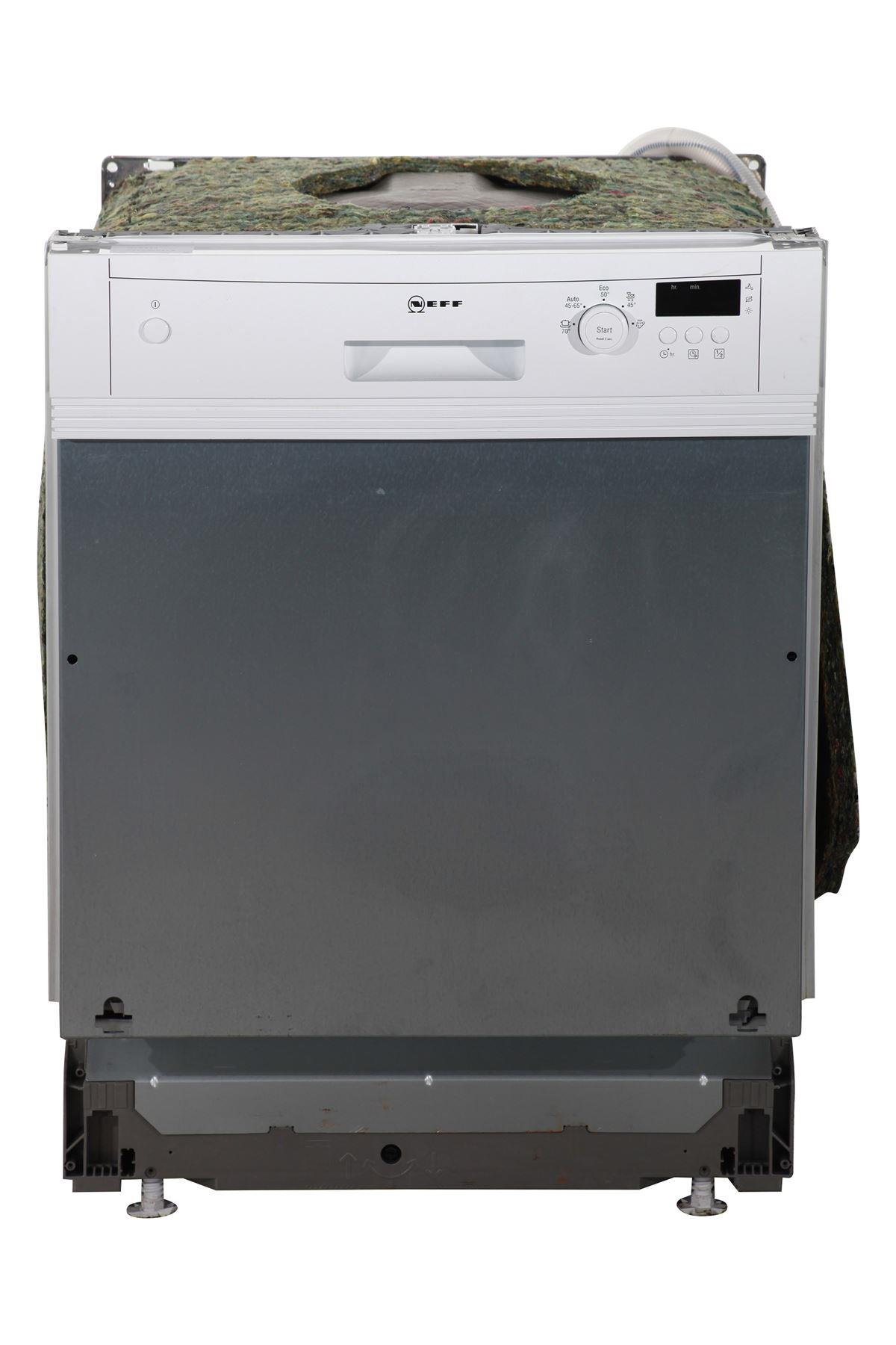 Neff Countertop Microwave : Neff Integrated Dishwasher - S41E50W0GB - White & Silver Online ...