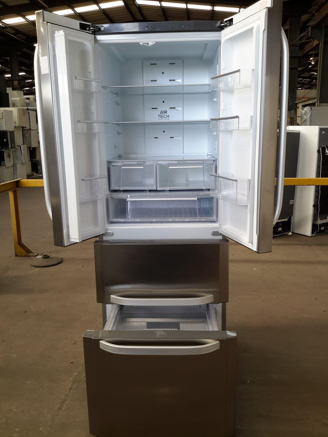 Hotpoint Ffu3dx Frost Free Freestanding Fridge Freezer