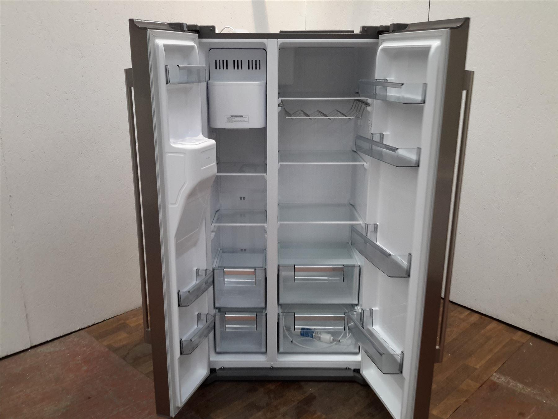 john lewis jlaffs2013 american style fridge freezer. Black Bedroom Furniture Sets. Home Design Ideas