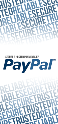 PayPal Trust Banner