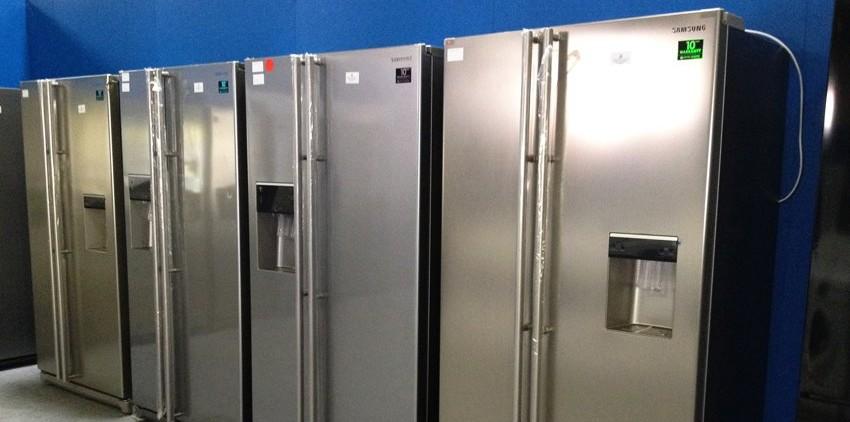 Graded american fridge freezers