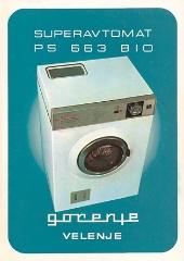 Gorenje Washing Machine